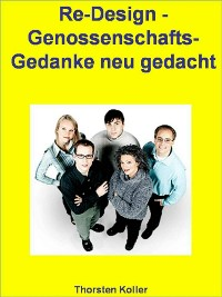 Cover Re-Design - Genossenschafts-Gedanke neu gedacht
