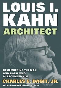 Cover Louis I. Kahn--Architect