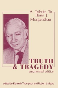 Cover Truth and Tragedy