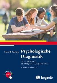 Cover Psychologische Diagnostik
