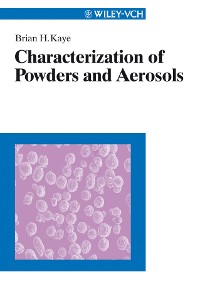 Cover Characterization of Powders and Aerosols