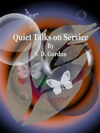 Cover Quiet Talks on Service