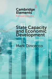 Cover State Capacity and Economic Development