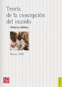 Cover Obras VIII. Teoría de la concepción del mundo