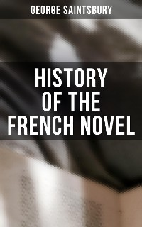 Cover History of the French Novel
