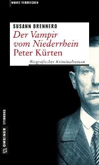 Cover Der Vampir vom Niederrhein - Peter Kürten