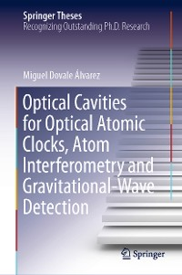 Cover Optical Cavities for Optical Atomic Clocks, Atom Interferometry and Gravitational-Wave Detection