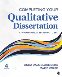 Cover Completing Your Qualitative Dissertation