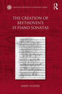 Cover Creation of Beethoven's 35 Piano Sonatas