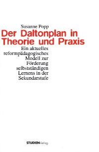 Cover Der Daltonplan in Theorie und Praxis