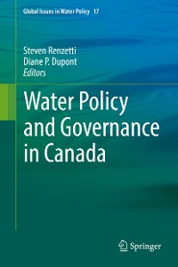 Cover Water Policy and Governance in Canada