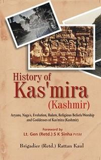 Cover History of Kas'mira (Kashmir)