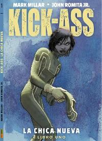 Cover Kick-ass: La chica nueva