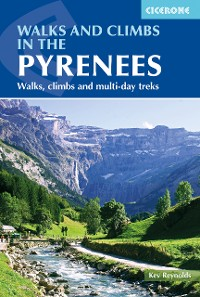 Cover Walks and Climbs in the Pyrenees