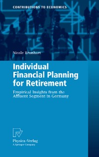 Cover Individual Financial Planning for Retirement