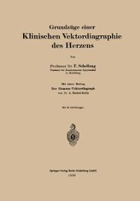 Cover Grundzuge einer Klinischen Vektordiagraphie des Herzens