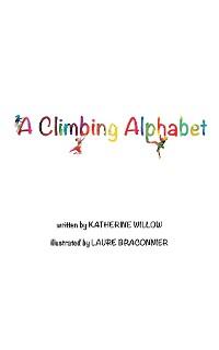Cover A Climbing Alphabet