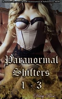 Cover Paranormal Shifters 1 - 3