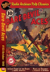 Cover Dare-Devil Aces #103 October 1940