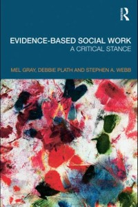 Cover Evidence-based Social Work