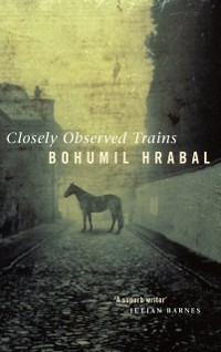 Cover Closely Observed Trains