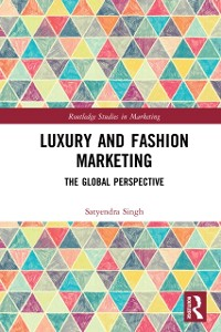Cover Luxury and Fashion Marketing