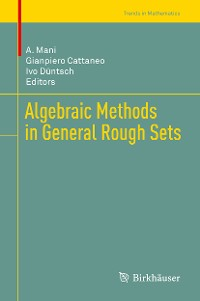 Cover Algebraic Methods in General Rough Sets