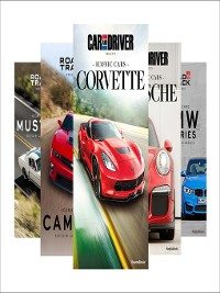 Cover Iconic Cars (5-Book Bundle)
