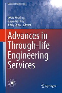 Cover Advances in Through-life Engineering Services