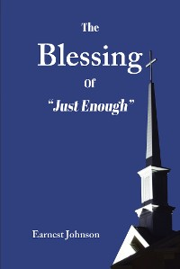 """Cover The Blessing of """"Just Enough"""""""
