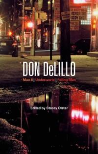 Cover Don DeLillo