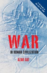 Cover War in Human Civilization