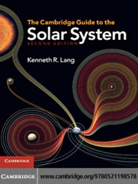 Cover The Cambridge Guide to the Solar System
