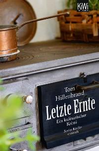 Cover Letzte Ernte