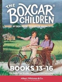 Cover The Boxcar Children Mysteries Boxed Set, Books 13-16