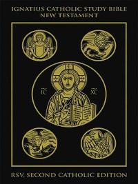 Cover The Ignatius Catholic Study Bible