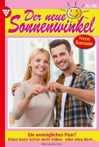 Cover Der neue Sonnenwinkel 46 – Familienroman
