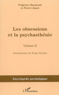 Cover Obsessions et la psychastheniet. 2