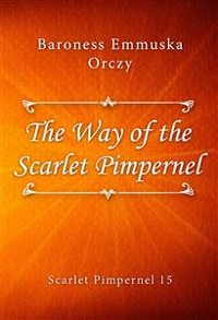 Cover The Way of the Scarlet Pimpernel