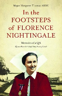 Cover In The Footsteps of Florence Nightingale