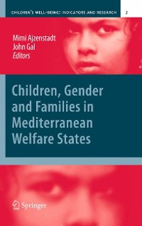 Cover Children, Gender and Families in Mediterranean Welfare States