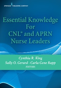 Cover Essential Knowledge for CNL and APRN Nurse Leaders