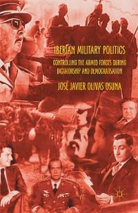 Cover Iberian Military Politics