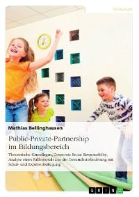 Cover Public-Private-Partnership im Bildungsbereich