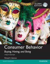 Cover Consumer Behavior: Buying, Having, and Being, Global Edition