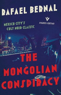 Cover The Mongolian Conspiracy