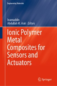 Cover Ionic Polymer Metal Composites for Sensors and Actuators