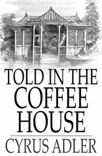 Cover Told in the Coffee House