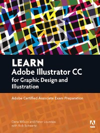 Cover Learn Adobe Illustrator CC for Graphic Design and Illustration