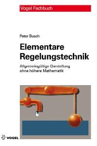 Cover Elementare Regelungstechnik